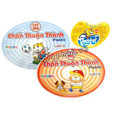 in decal giấy bế oval| ingiaphat.vn