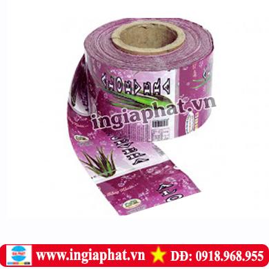 In màng co pvc 7 màu dạng cuồn| ingiaphat.vn