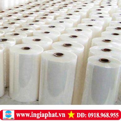 Màng co pvc trong dùng để in| ingiaphat.vn