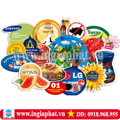 in decal giấy Oval| ingiaphat.vn